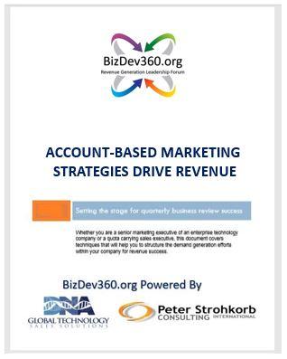 Account Based Marketing Strategies Drive Revenue