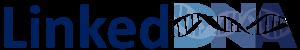 LinkedDNA Dark Blue Logo