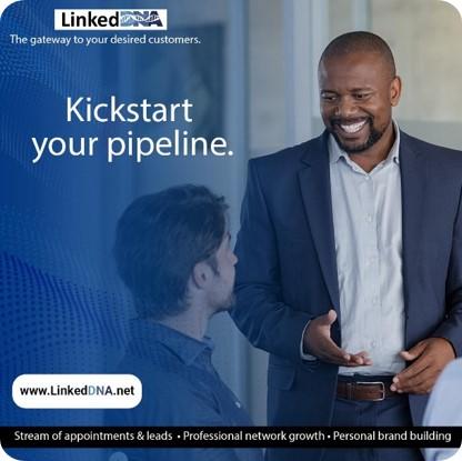 Second LinkedDNA Ad