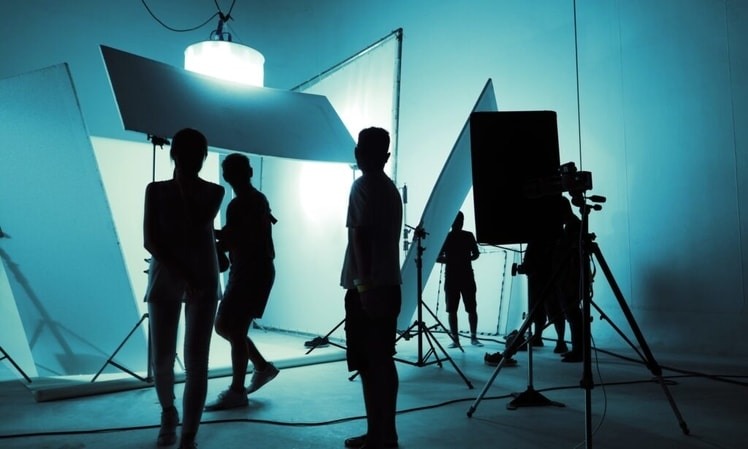Shooting Studio for Photographer and Creative Art
