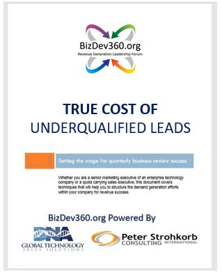 True Cost of Underqualified Leads