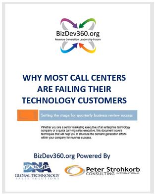 Why Most Call Centers are Failing their Thechnology Customers